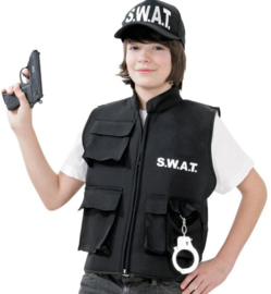 Swat vest luxe kinderen