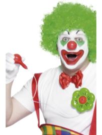Spuitbloem clown