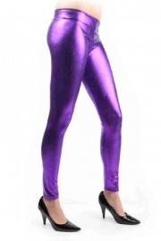 Legging paars