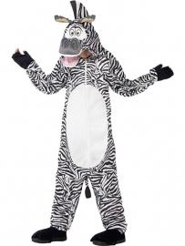 Madagascar Marty the zebra kostuum