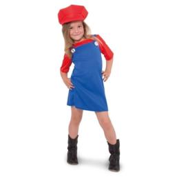 Super Mario jurkje meisjes