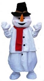 Kostuum sneeuwpop