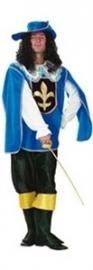 Musketiers kostuum