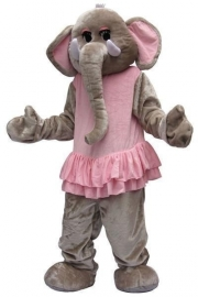 Promotie kostuum olifant