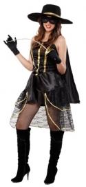 Zorro lady