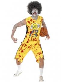 Bloody basketball speler