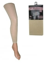 Legging goud lurex