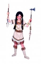 Indianen meisje de luxe