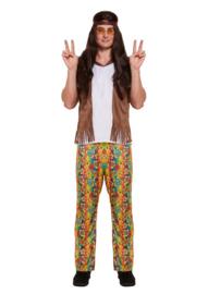 Hippie kostuum
