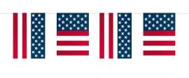 Amerika vlaggenlijn 10 m