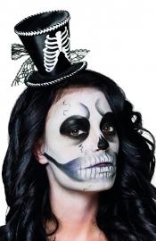 Tiara hoedje skeleton