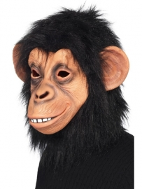 Masker Chimpansee deluxe