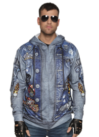 3D shirts biker hoodie