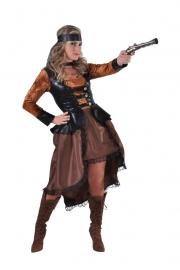 Zeeroofster brown lady