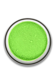 Neon UV groen oogschaduw