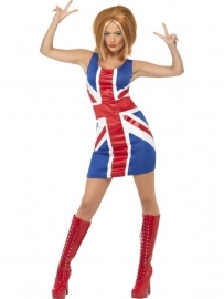 Ginger spice girl