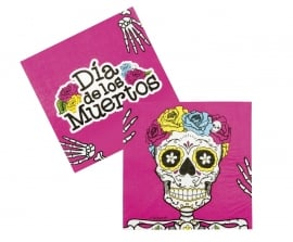 Servetten Day of the dead