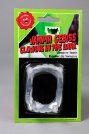 Vampiers tanden Glow in the dark