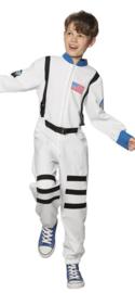 Astronauten kids kostuum