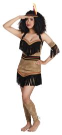 Indianen jurkje vrouw