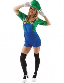 Super Luigi lady