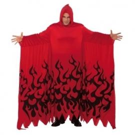 Rode inferno vampierscape