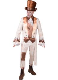 Spook bruidegom kostuum