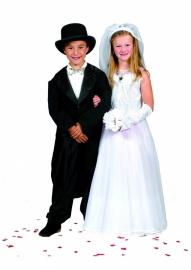 Bruidsmeisje wit