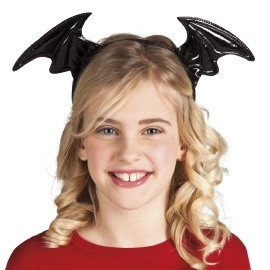 diadeem halloween batwings