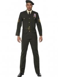 Commando officier kostuum