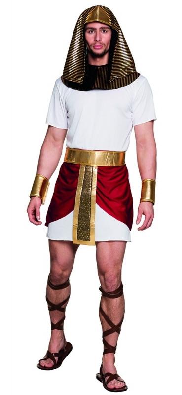 Egyptisch kostuum mannen