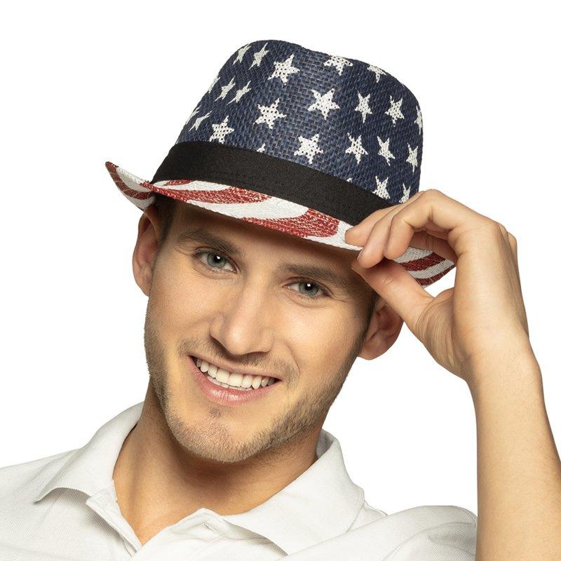 Amerika hoedje tribly