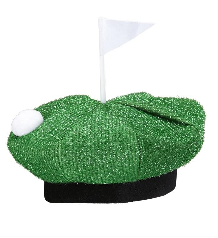 Golfbaan muts