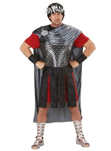 Roman emporer outfit