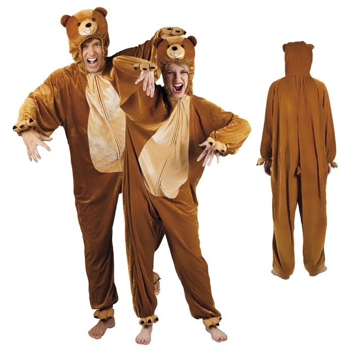 Beren kostuum