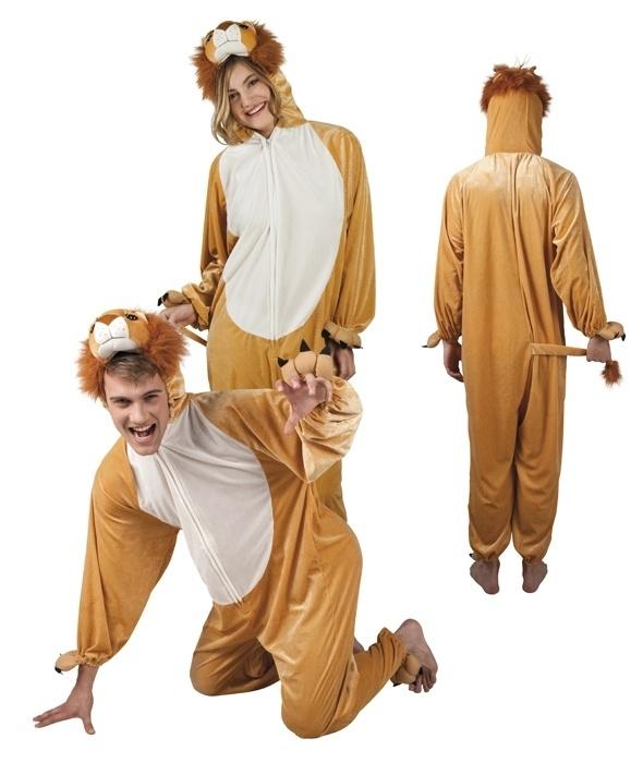 Leeuwen kostuum