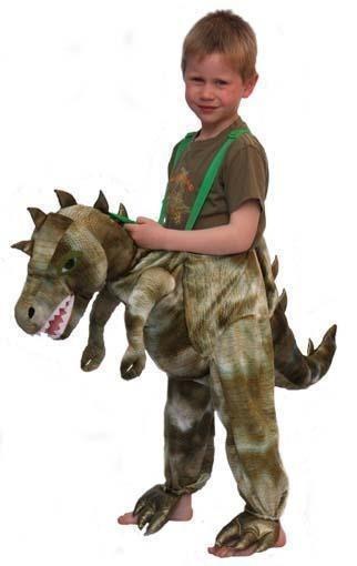 Dino jumpsuit