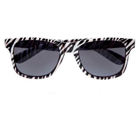 Zebra bril