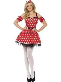 Mini Mouse fever kostuum