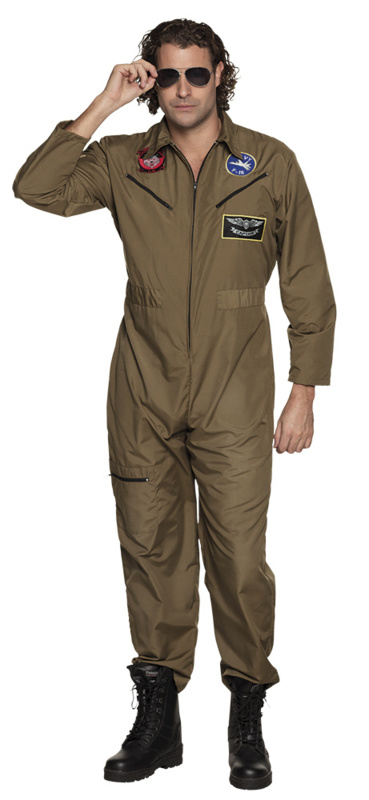 Jet piloot kostuum