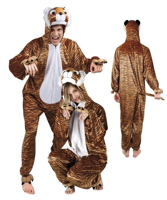 Tijger kostuum