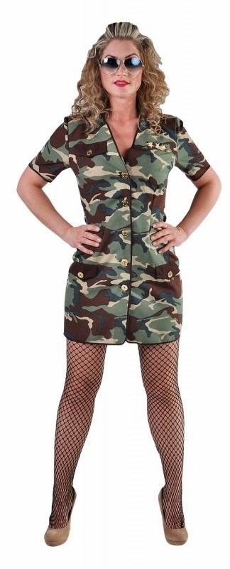 Sexy GI Jane legerjurkje