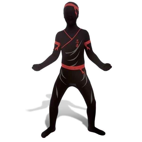 Morphsuit kinder ninja