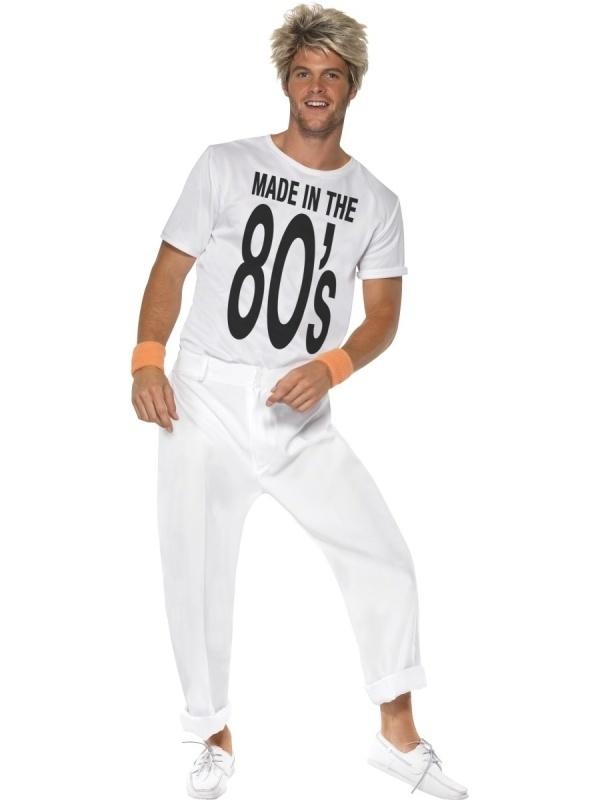 80's outfit shirt en pantalon