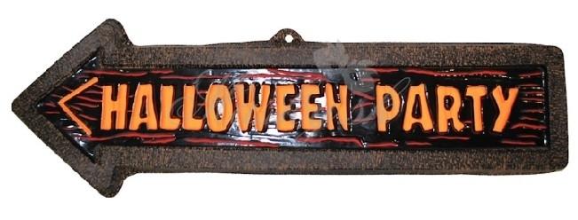 Wegwijzer Halloween Party