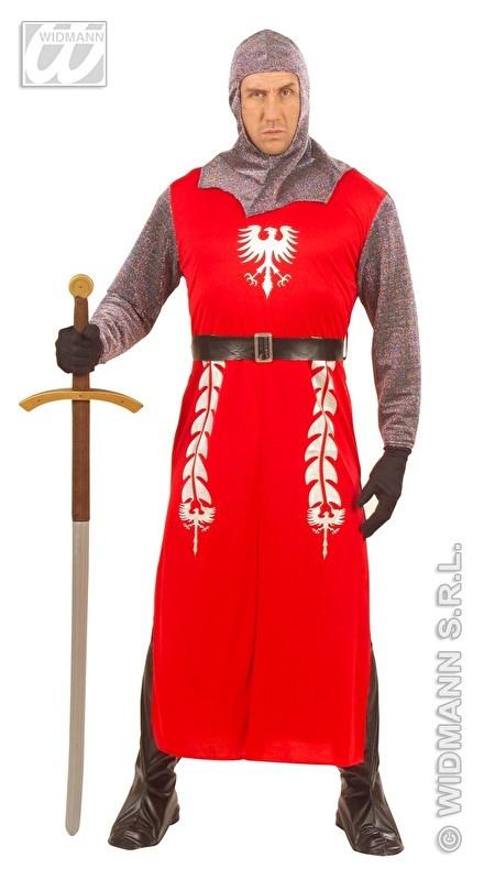 Red King Arthur kostuum