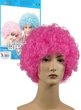 Afropruik roze