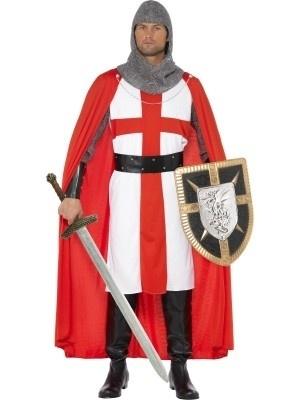Sint George hero ridder kostuum