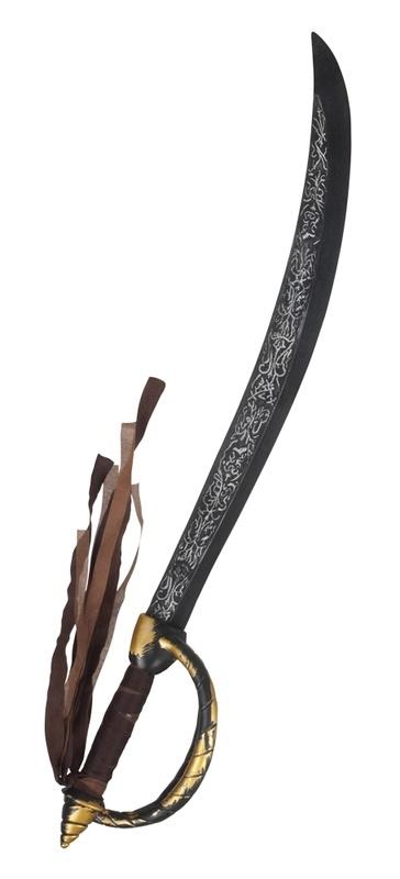 Piraten zwaard deluxe