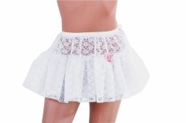 Petticoat kant wit
